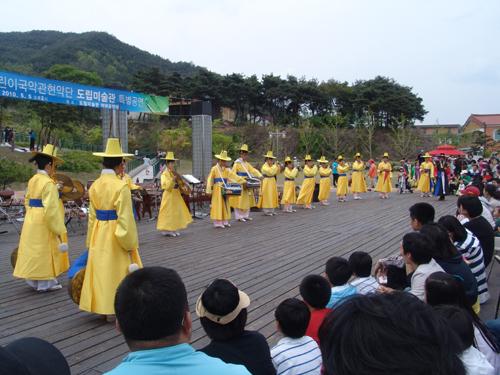 전라북도 어린이 국악현악단 특별공연