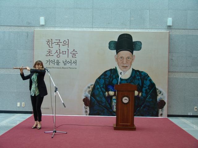 2014.7.17 한국의 초상미술-기억을 넘어서 展 개막식